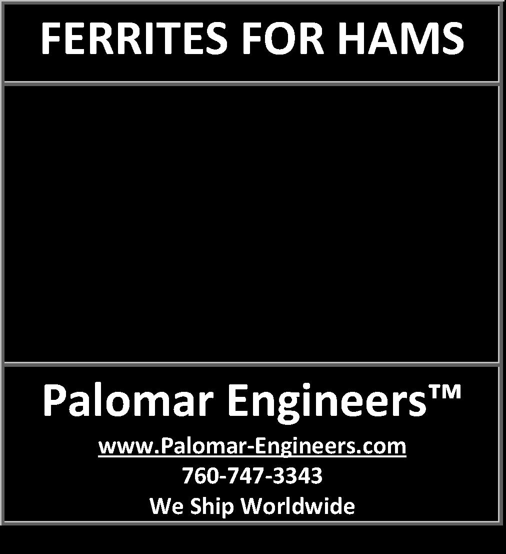 Ferrites for Hams