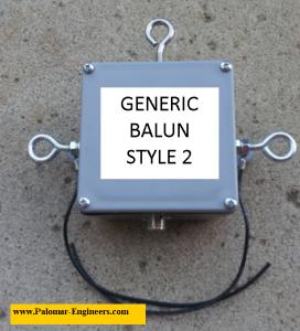 Generic Balun Style 2