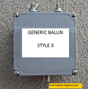 Generic Balun Style 3