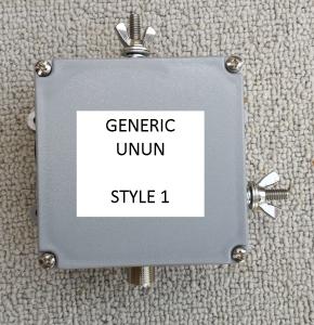 Generic Unun Style 1