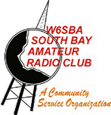 South Bay ARC W6SBA logo - Speaker Presentations